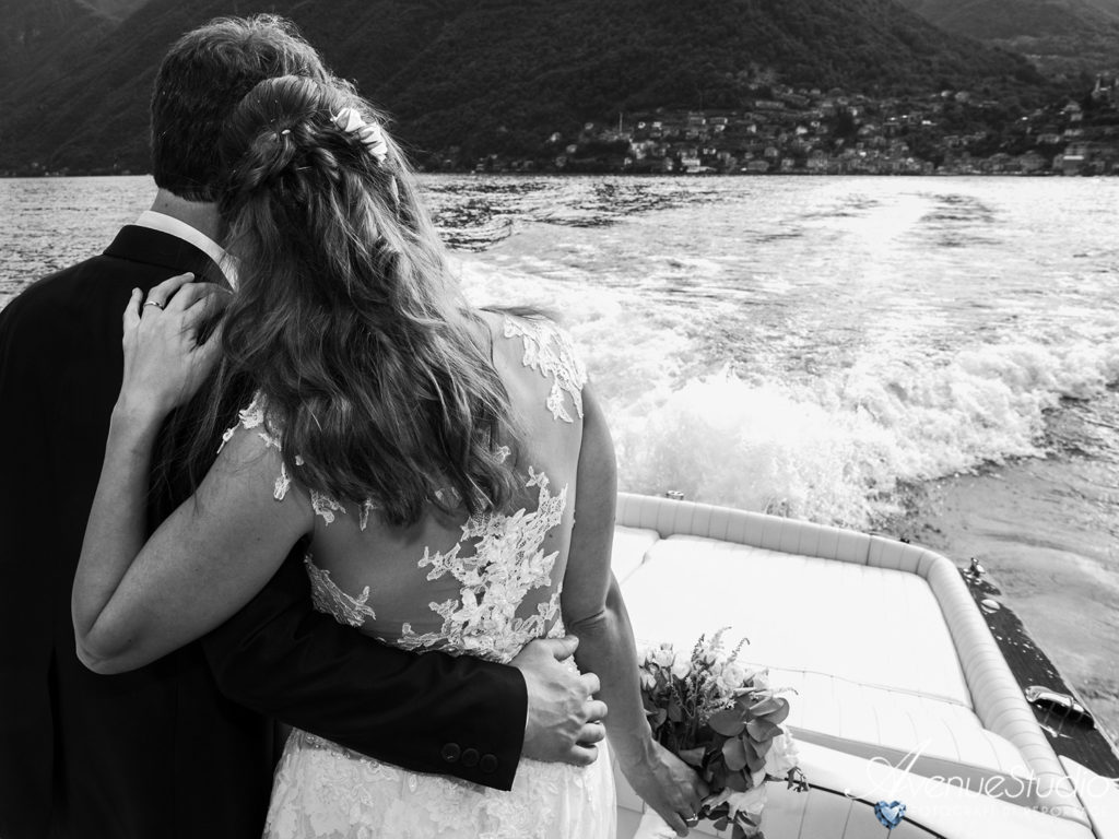 Avenue studio fotografi matrimonio Lenno