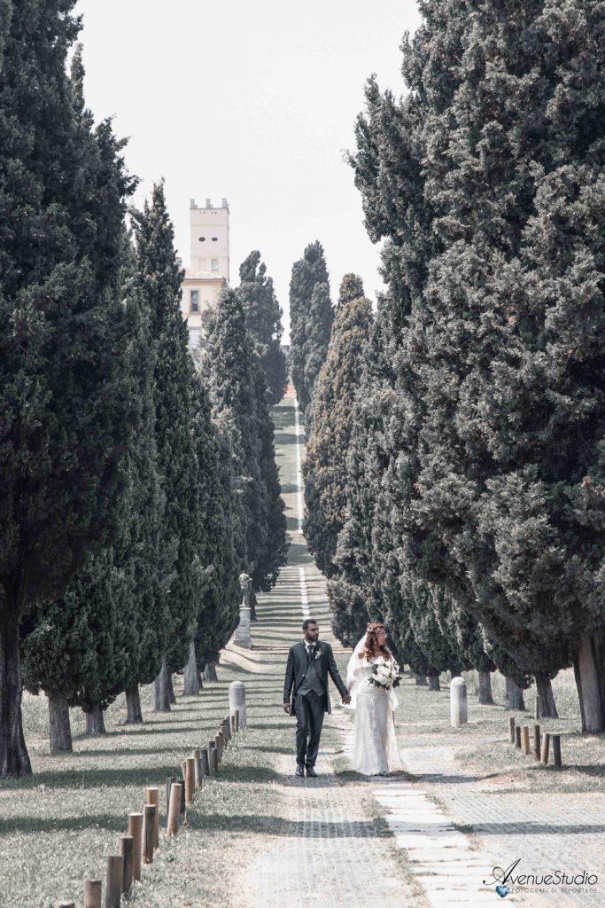 Avenue studio fotografi Matrimonio Villa Perego